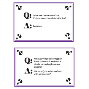 Trivia Cards, Page 10