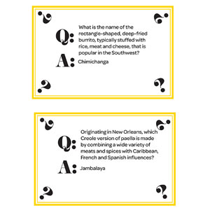 Trivia Cards, Page 8
