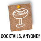 Cocktails, Anyone?