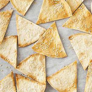 Honey-Baked Tortilla Chips