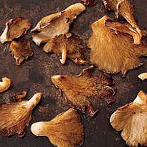 Mushroom Chips
