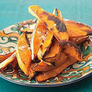 Roasted Cinnamon Sweet Potato Fries