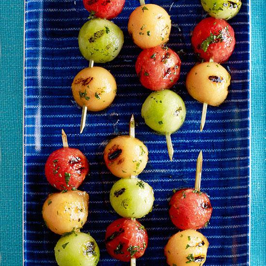 Mini Fruit Kebabs