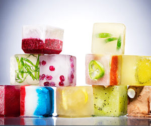 Cool Ice Cube Trays