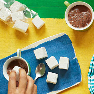 Almond Hot Chocolate