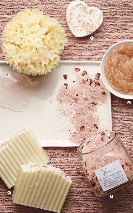 Salt Beauty Products