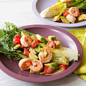 Shrimp 'n' Salad