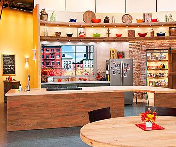 Rach's Studio Kitchen