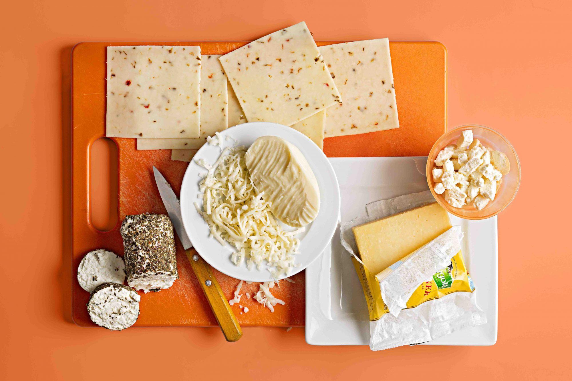 taste test cheese