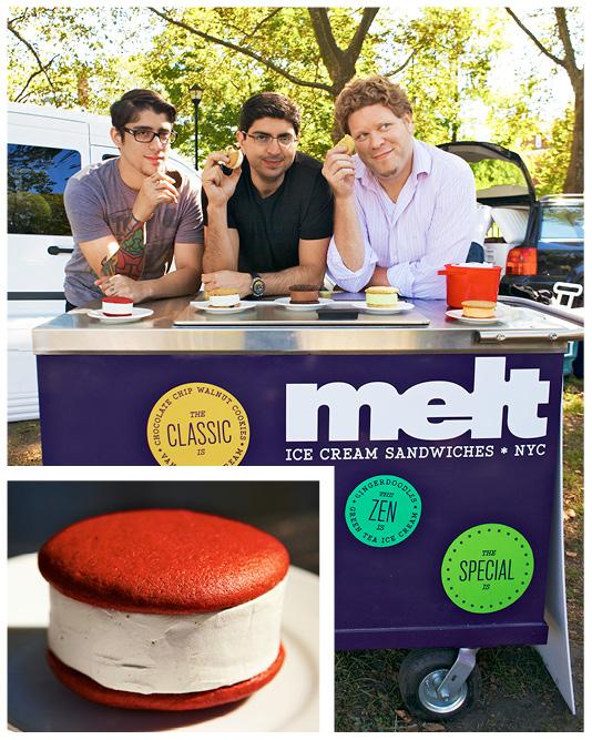Vendys Trucks: Melt Bakery