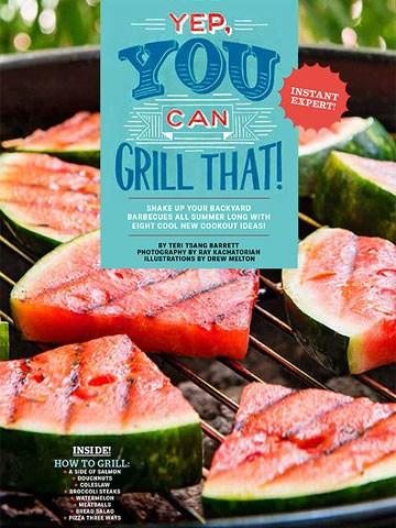 Instant Expert! You Can Grill That