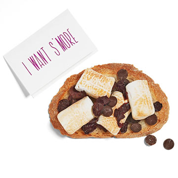 I Want S'More