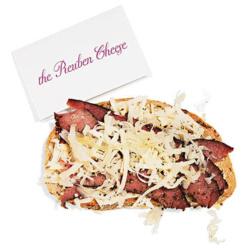 The Reuben Cheese