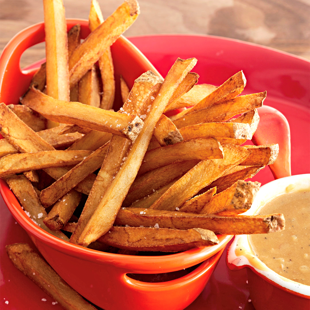 bistro style pommes frites
