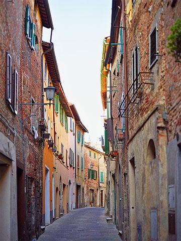 A Trip Around Italy