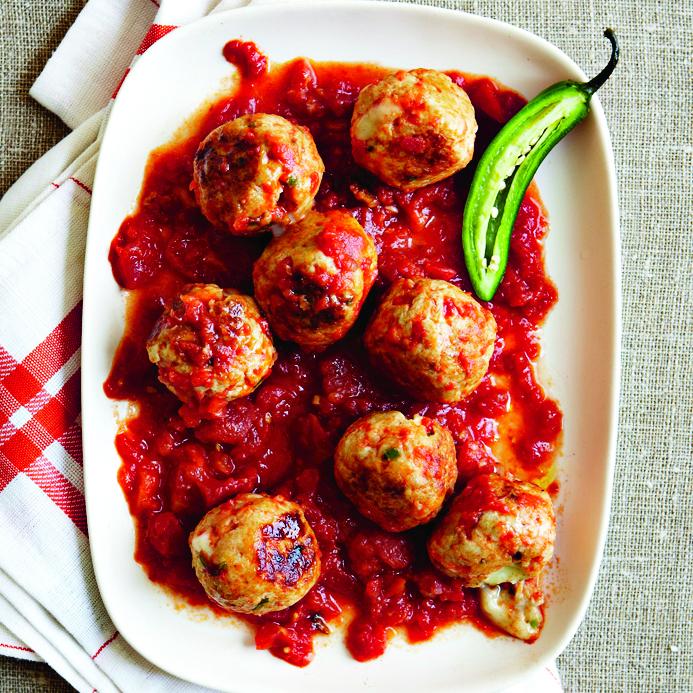 Southwestern Meatballs