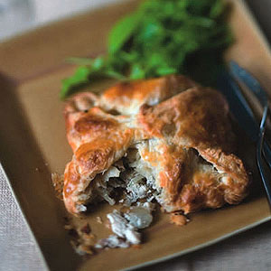 Chicken and Pear Turnovers