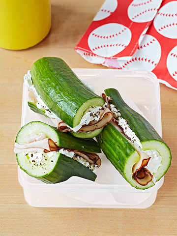 How To: Cucumber Subs