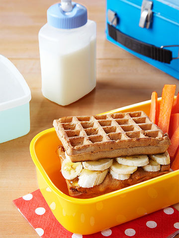 How To: Waffle Stacks