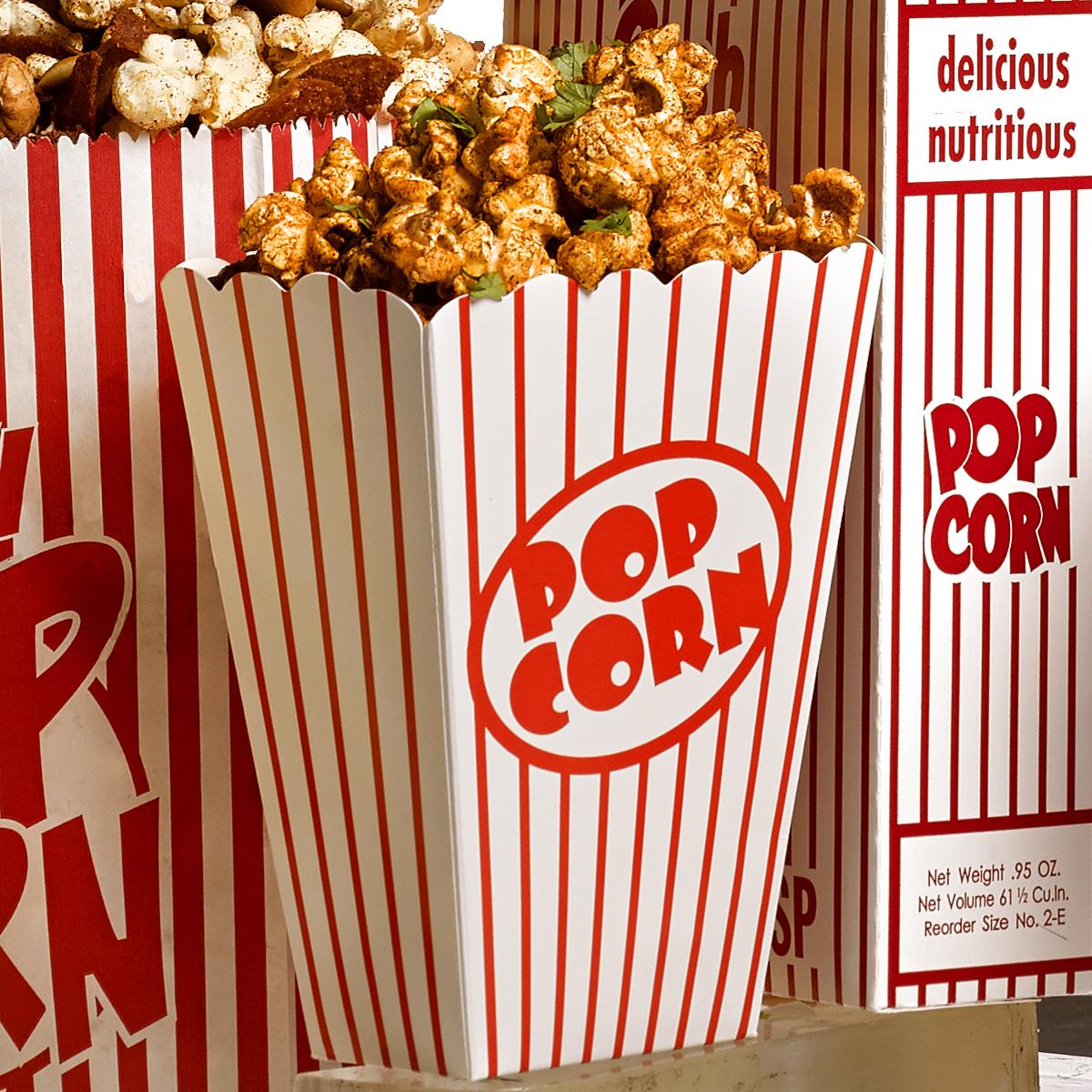tex mex popcorn