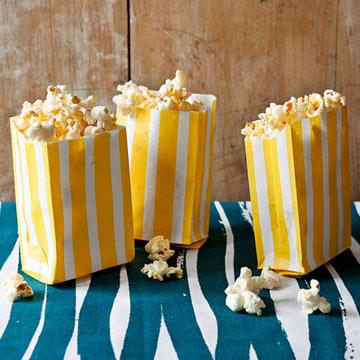Basic Buttered Popcorn