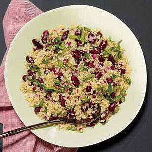 Quinoa & Bean Salad