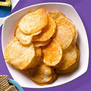 Best BBQ Kettle Brand Hickory Honey Barbeque baked potato chips