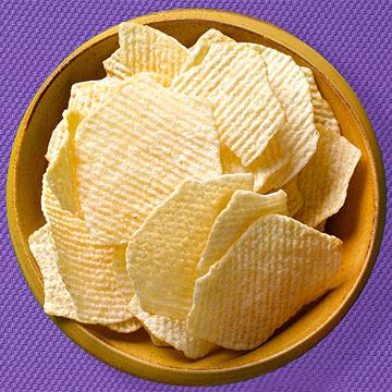Best Plain Baked Ruffles Original Crisps
