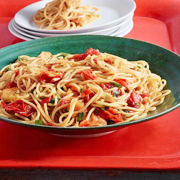 Venetian-Style Spaghetti all'Arrabbiata