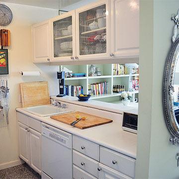 Lauren's Kitchen Before