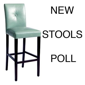 New stools