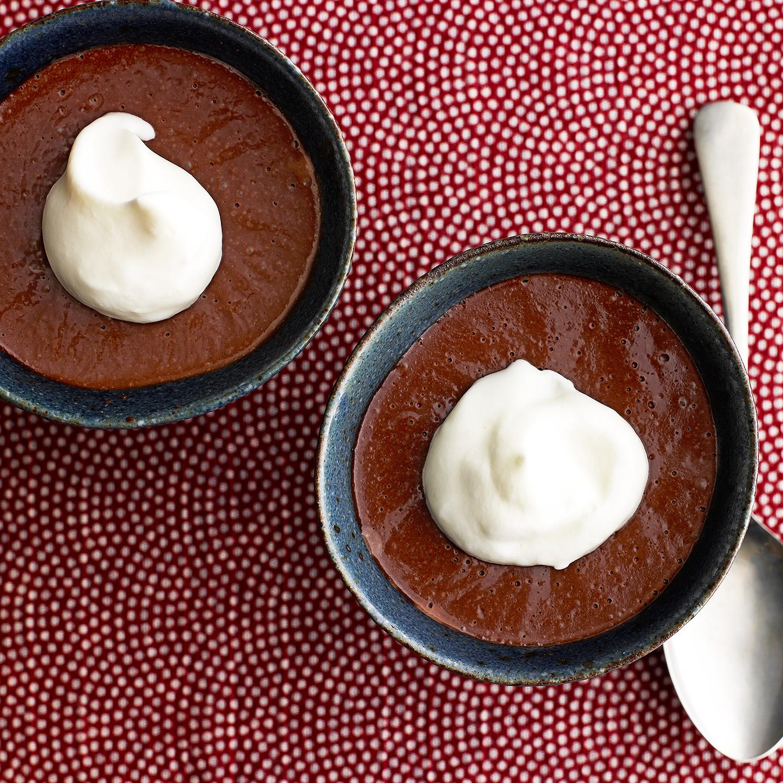 Amaretto Pudding
