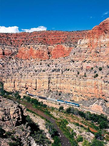 Arizona's Verde Canyon Railroad, 4 hours