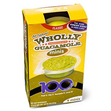 Wholly Guacamole Minis