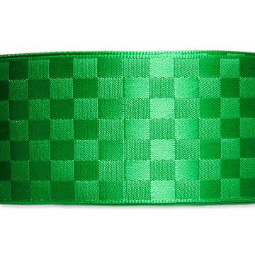 Emerald Dobby Satin