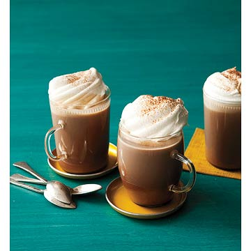 Sherry Hot Cocoa
