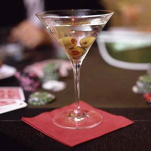 Dry Vodka Martini