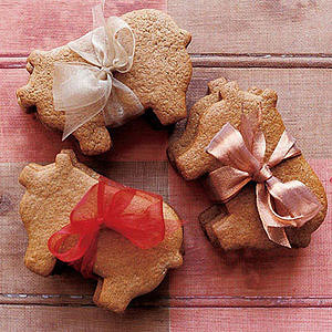 Ginger Pigs