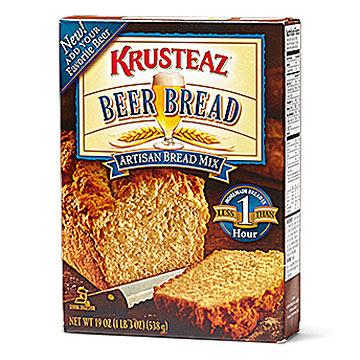 Krusteaz Artisan Beer Bread Mix