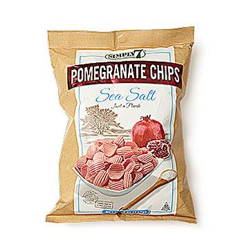 Simply7 Sea Salt Pomegranate Chips