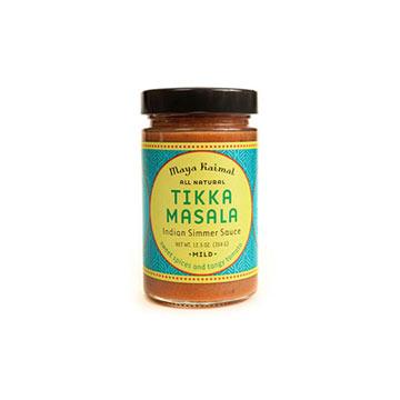 Maya Kaimal Tikka Masala Simmer Sauce