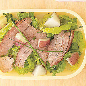 Ham-and-Potato Salad