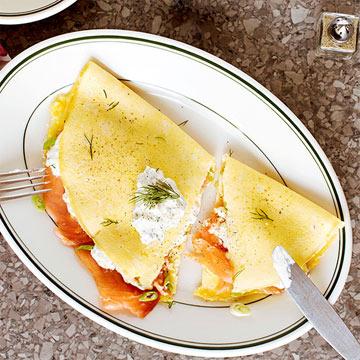El Pacifico Omelet