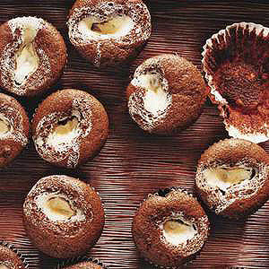 Black-Bottom Cupcakes