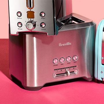 Breville's Bit More Toaster