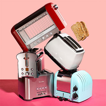 Tech toasters
