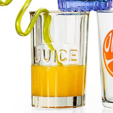 Mack Juice Glass