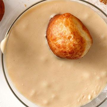 Peanut Butter Glaze