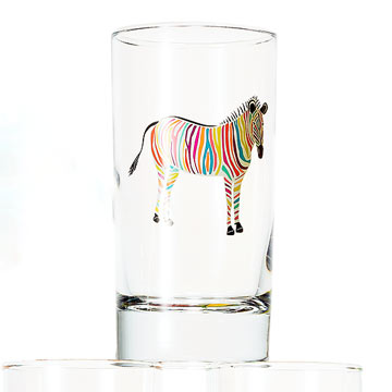 Zebra Glass
