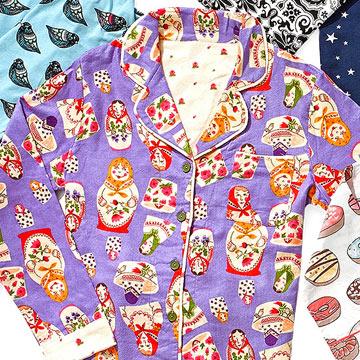 Russian Nesting Dolls Pajama Set